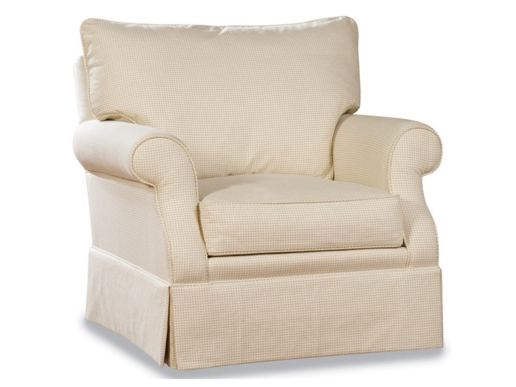 Huntington House 2051Customizable Upholstered Chair