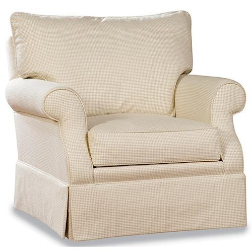 Geoffrey Alexander 2051 Customizable Upholstered Chair