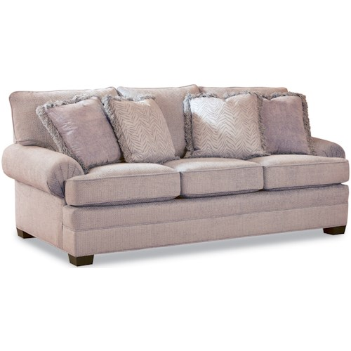 Geoffrey Alexander 2061 Customizable Upholstered Sofa