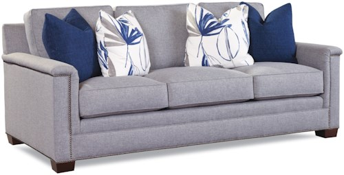 Geoffrey Alexander 2062 Customizable Upholstered Sofa