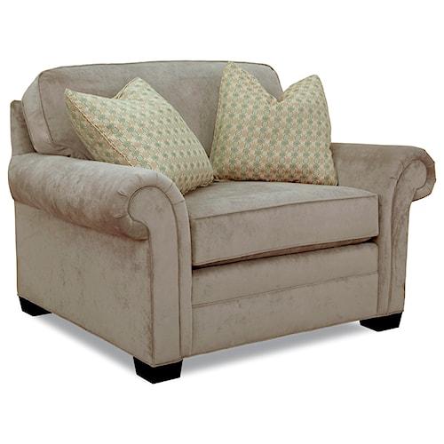 Huntington House 2062 Customizable Upholstered Chair