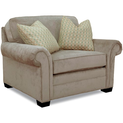 Huntington House 2062 Customizable Upholstered Chair