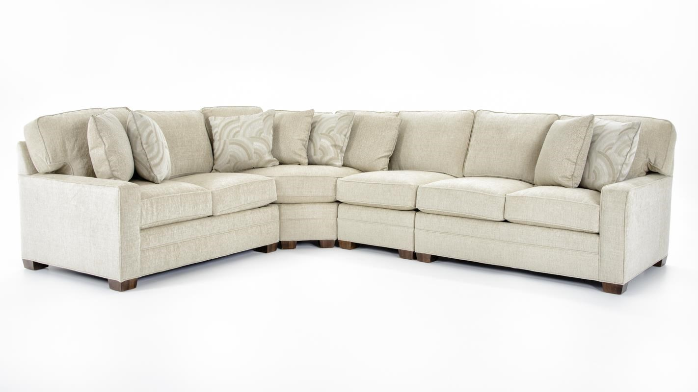 Huntington House 20624 Pc Sectional Sofa ...