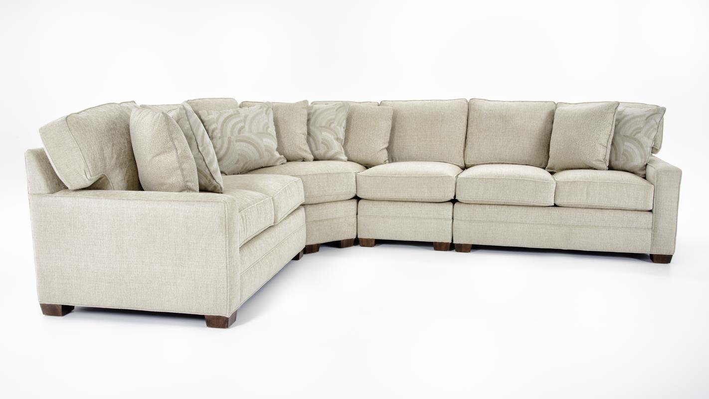 High Quality ... Huntington House 20624 Pc Sectional Sofa ...