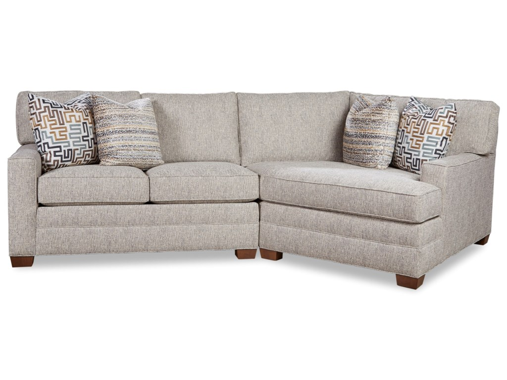 Huntington House 2062Customizable Sectional