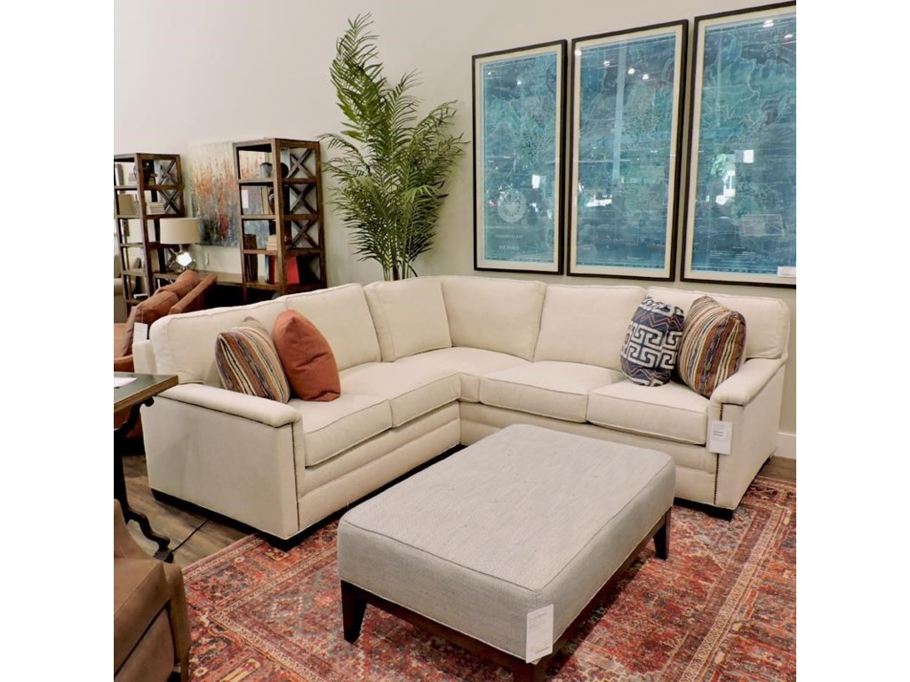 Huntington House 2062Oasis Sectional
