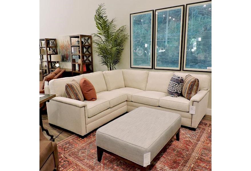 Huntington House 2062 Oasis Sectional Belfort Furniture