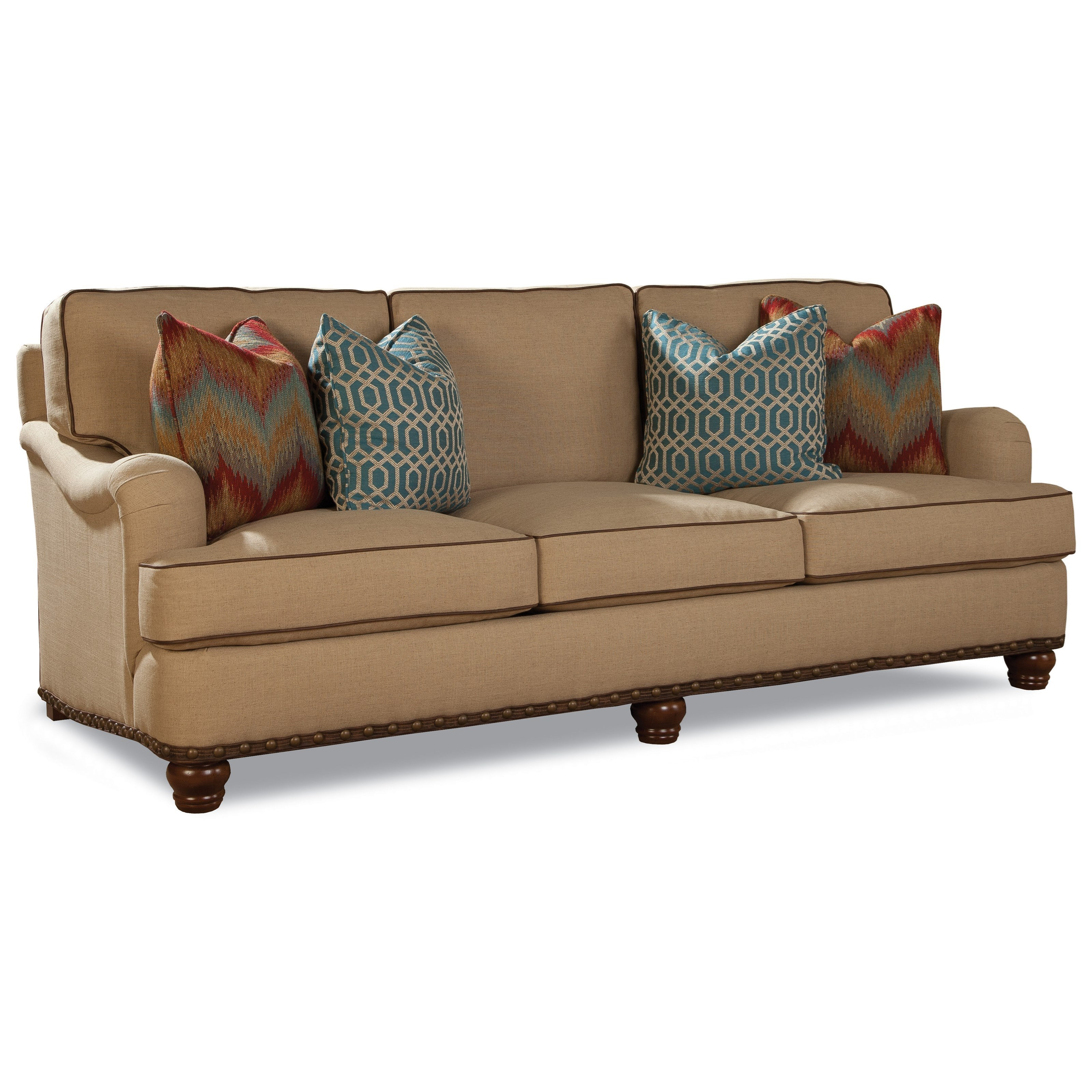 Huntington House 2071 Customizable Traditional Sofa