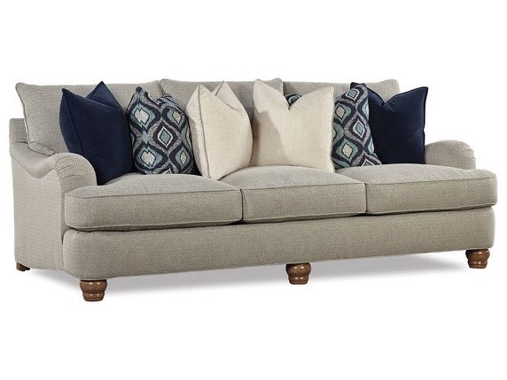 Huntington House 2081 SolutionsCustomizable Sofa