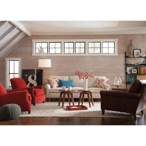 Huntington House 2100 Living Room Group