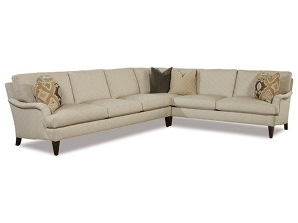 Huntington House Harper2 Pc Sectional Sofa
