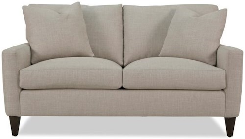 Huntington House 2100 Modern Loveseat