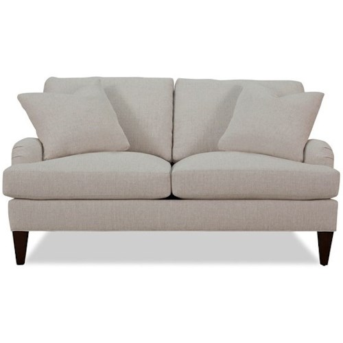 Huntington House 2100 Traditional Loveseat
