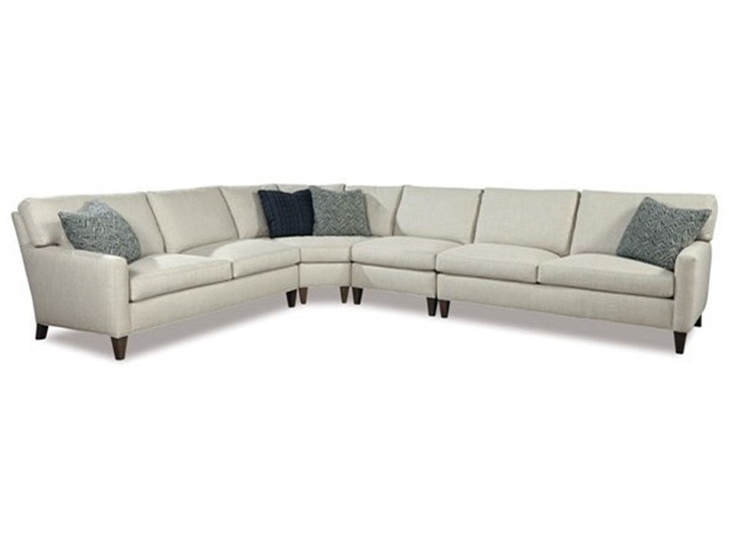 Huntington House 21004 Pc Sectional Sofa