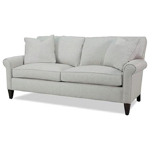 Geoffrey Alexander 2100 Casual Apartment-Size Sofa