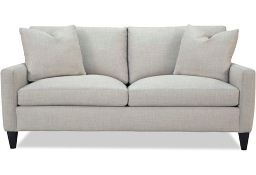 2100 Modern Apartment Size Sofa