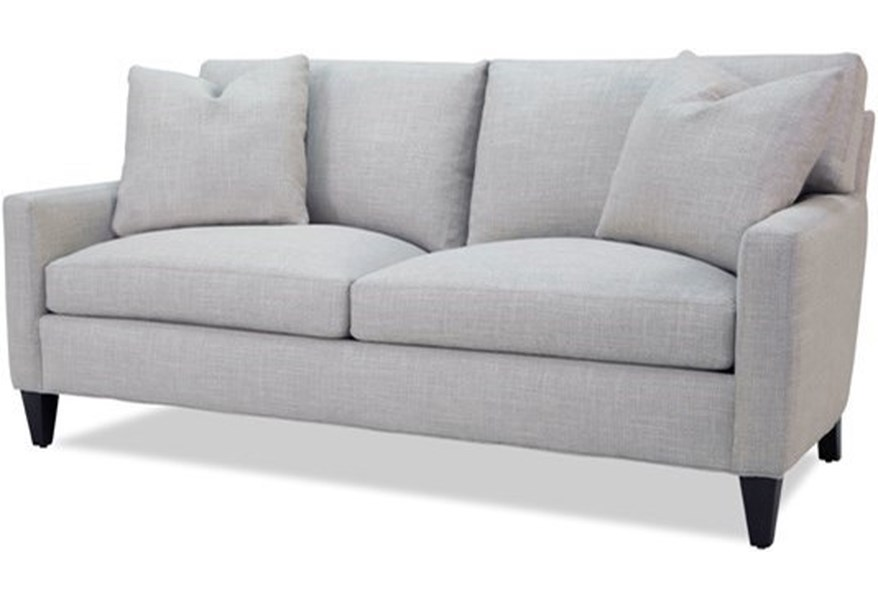 Geoffrey Alexander 2100 Modern Apartment-Size Sofa | Sprintz ...
