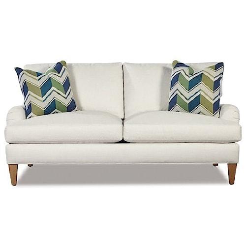 Huntington House Harper Traditional Apartment-Size Sofa
