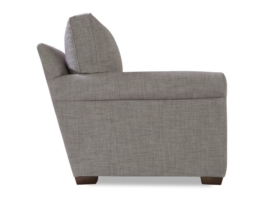 Huntington House PlushChair w/ Rolled Arms