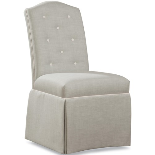 Geoffrey Alexander 2403 Upholstered Dining Side Chair