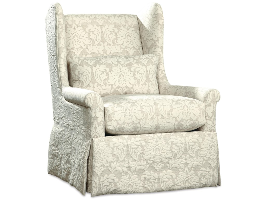 Huntington House 3335Swivel Glider