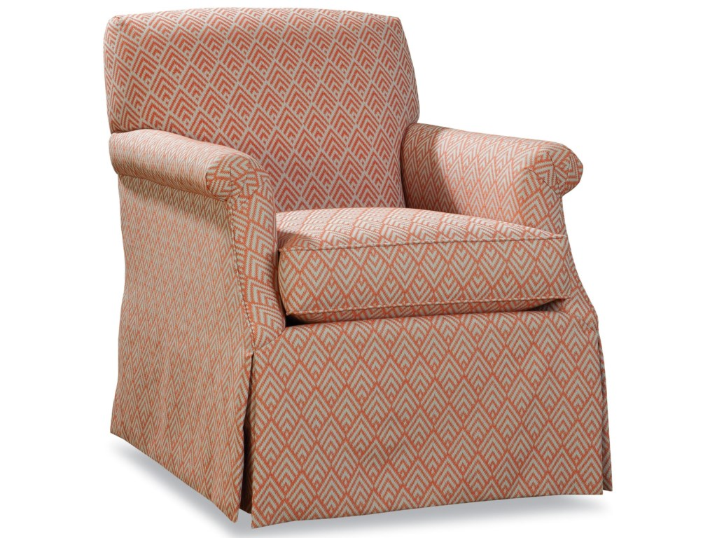 Huntington House 3372Swivel Glider Chair