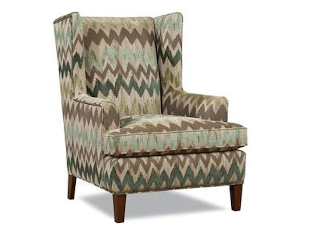 Huntington House BrennanWing Chair