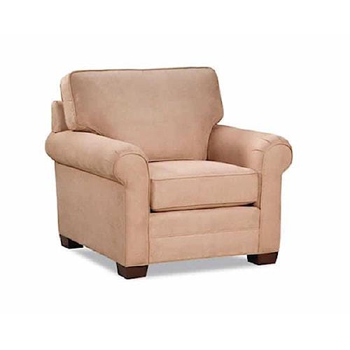 Huntington House 2053 Transitional Chair