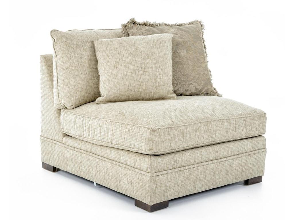 Huntington House 71005 Piece Corner Sectional Sofa