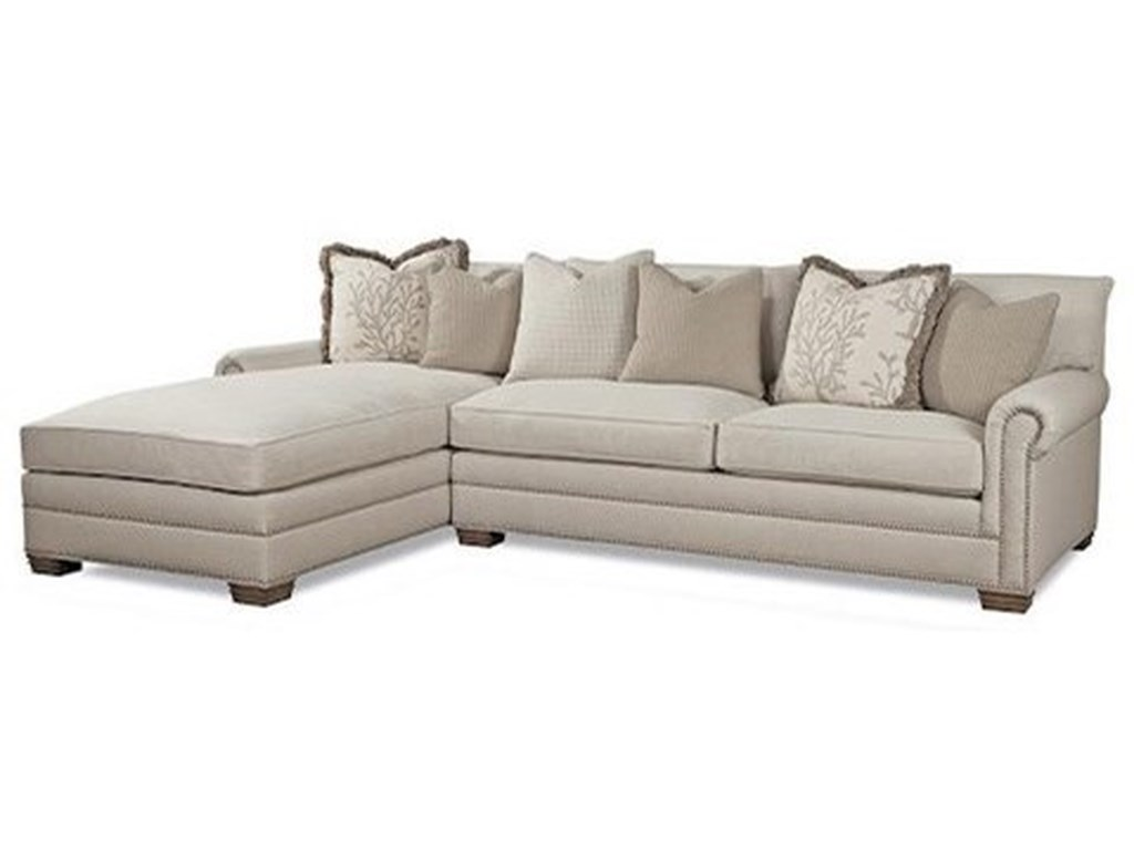 Huntington House 7107LAF Sofa Chaise