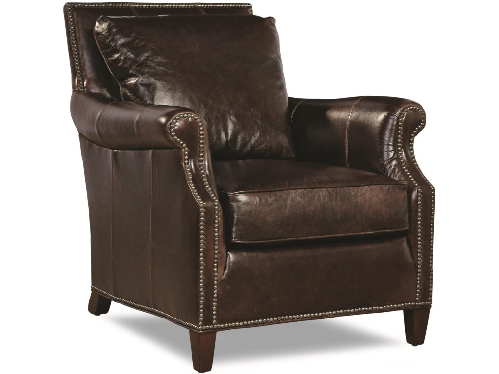 Huntington House 7121Rolled Arm Chair