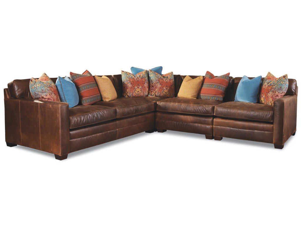Huntington House 7164Sectional