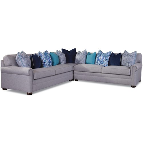 Huntington House 7169 Sectional