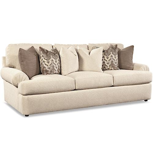Huntington House 2081 Traditional Customizable Upholstered Sofa