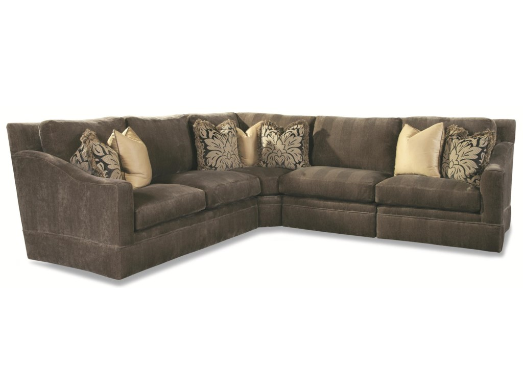 Huntington House 7204Sectional