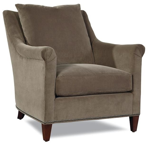 Huntington House 7240 CollectionCustomizable Upholstered Chair