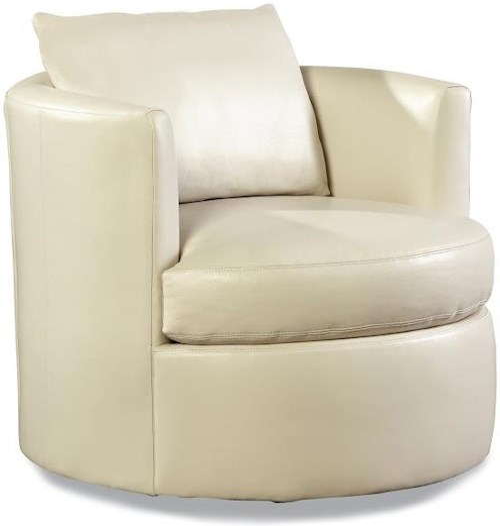 Huntington House 7247 Contemporary Swivel Chair