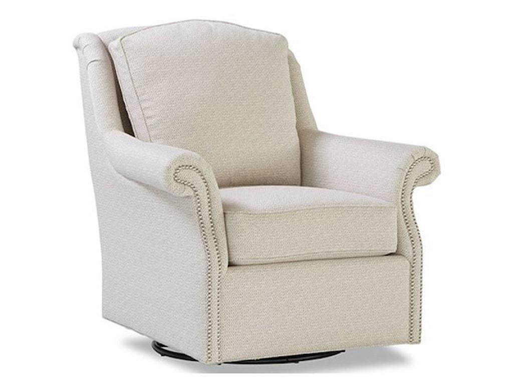 Huntington House 7274Swivel Glider Chair