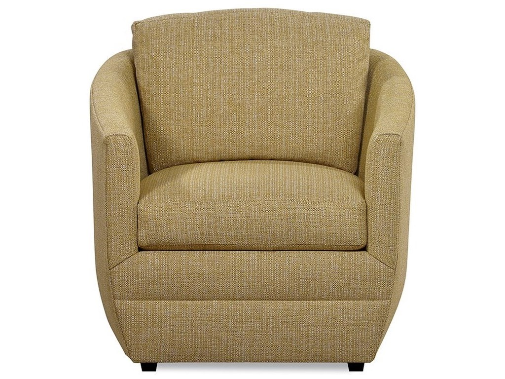 Huntington House 7279Upholstered Accent Barrel Chair