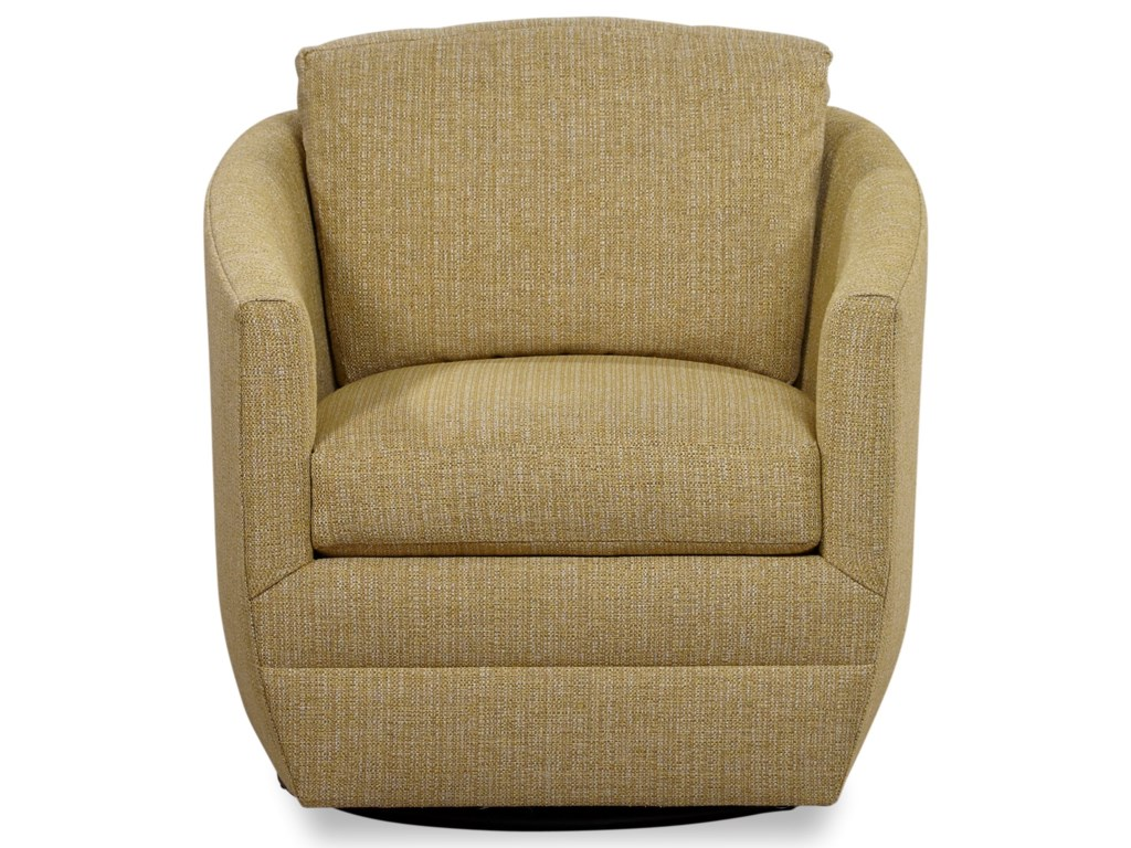 Huntington House 7279Upholstered Swivel Chair