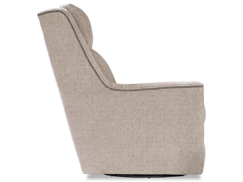 Geoffrey Alexander 7286Upholstered Swivel Chair