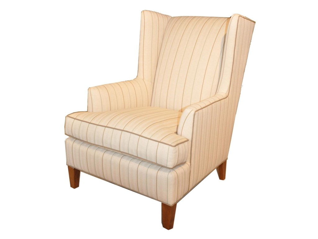 Huntington House 7406Wing Chair
