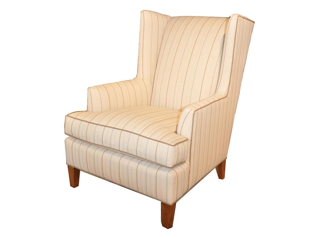 Geoffrey Alexander 7406Wing Chair