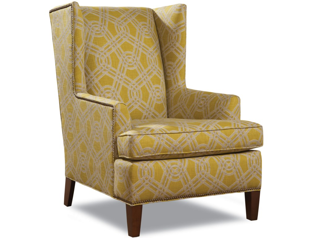 Huntington House 7406Wing Chair
