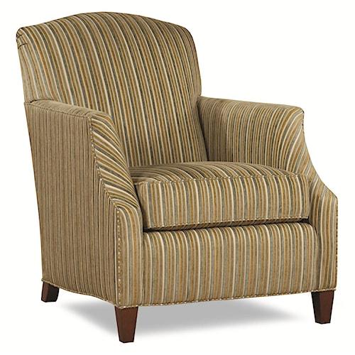 Huntington House 7415 Upholstered Arm Chair