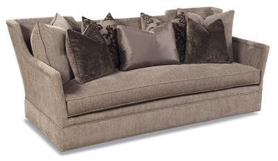 Geoffrey Alexander 7440 Sofa with 1 Ultra Down Seat Cushion