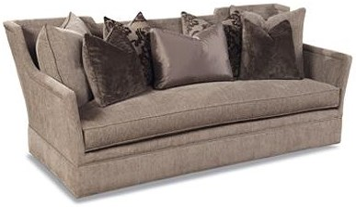 Huntington House 7440 Sofa with 1 Ultra Down Seat Cushion