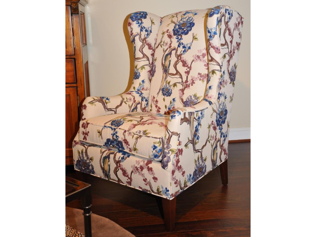 Huntington House 7444Wing Chair