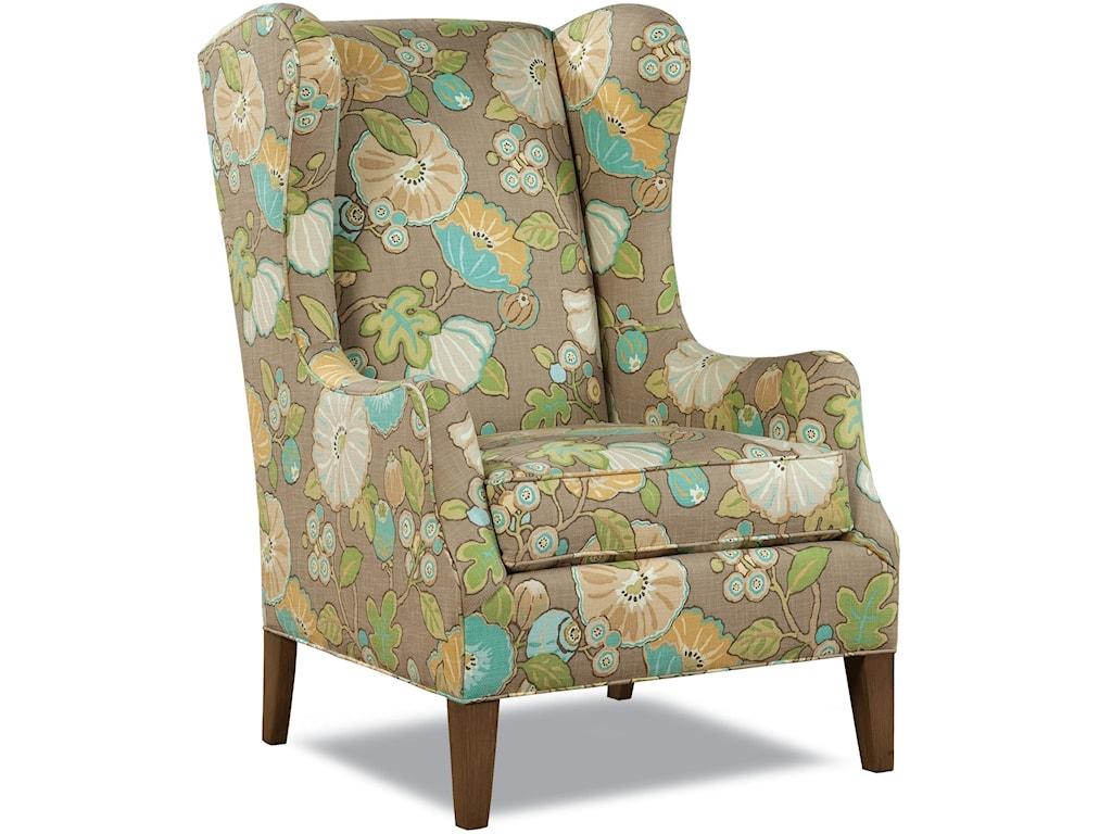 Geoffrey Alexander 7444Wing Chair