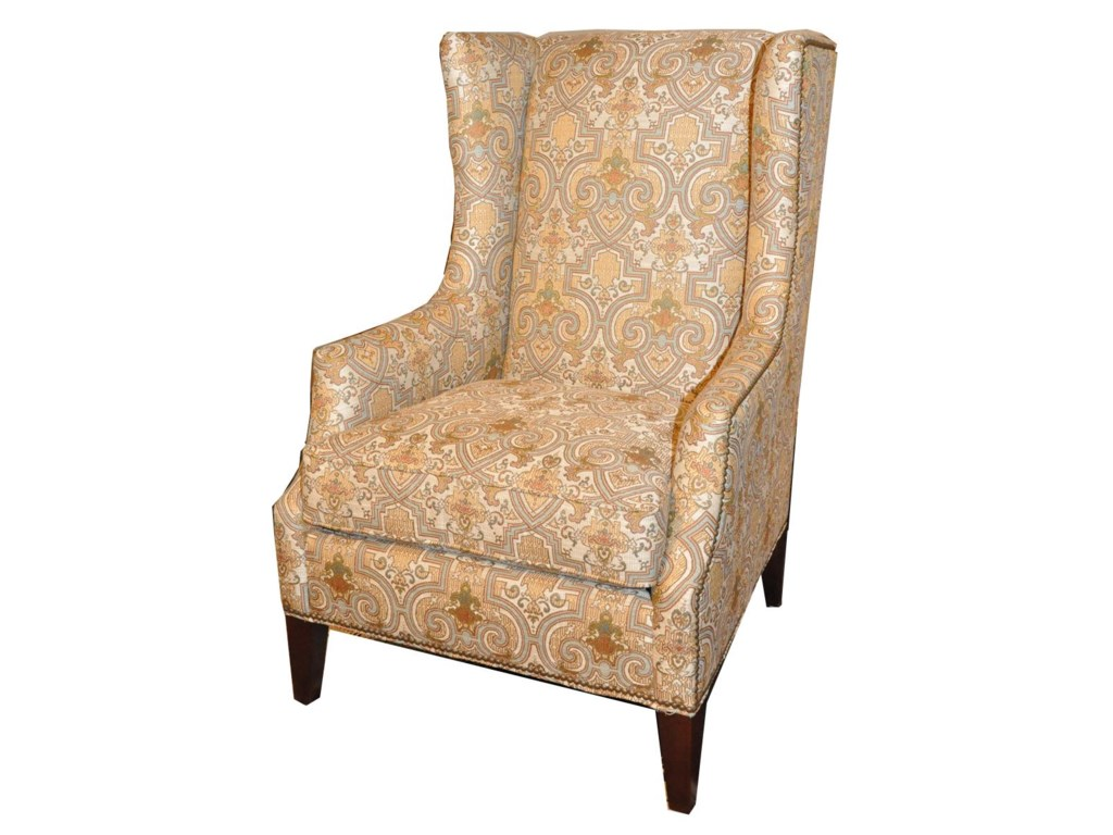 Huntington House 7445Wing Chair